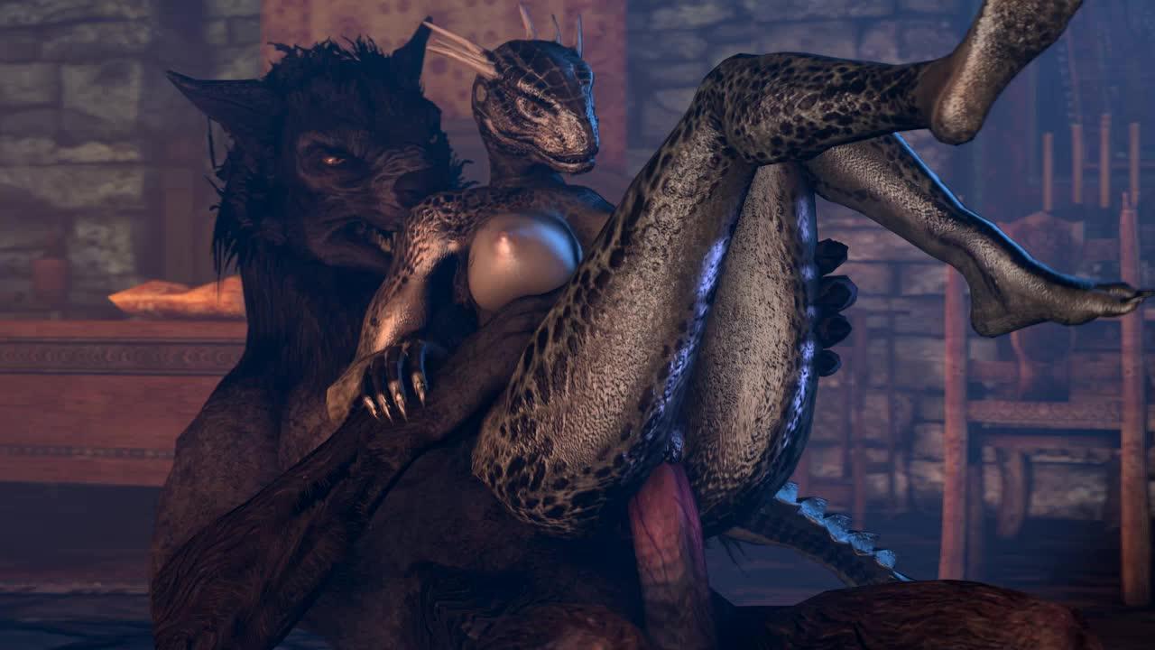 Werewolf Rule 34